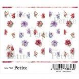 ネイルシール Sha-Nail Petite 写ネイル プチ PET-003 Wartery flowers / ウォータリーフラワーズ