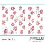 ネイルシール Sha-Nail Petite 写ネイル プチ PET-009 Powdery Flowers / パウダリー フラワーズ