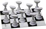 Chesstan チェスタン ネイルチップスタンド 10P ホワイト