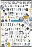 ネイルシール Sha-Nail Pro 写ネイルPro SAORI-004 flicka stones -figure- / フリッカストーン フィギュア