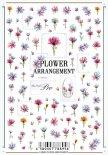 ネイルシール Sha-Nail Pro 写ネイルPro FAR-001 FLOWER ARRANGEMENT / フラワーアレンジメント