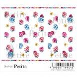 ネイルシール Sha-Nail Petite 写ネイル プチ PET-020 Classical Embroidery / クラシカル エンブロイダリー