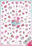 ネイルシール Sha-Nail Pro 写ネイルPro ROF-001 Rose Flamingo / ローズ フラミンゴ