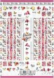 ネイルシール Sha-Nail Pro 写ネイルPro FLB-001 Flowers Bloom / フラワー ブルーム