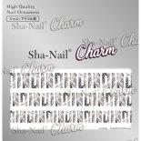 ネイルシール Charm SHA-NAIL チャーム 写ネイル CH-003gr STARLGHT STONE Grey / スターライトストーン グレー