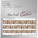ネイルシール Charm SHA-NAIL チャーム 写ネイル CH-003br STARLGHT STONE Brown / スターライトストーン ブラウン