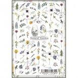 ネイルシール Sha-Nail Pro 写ネイルPro NAT-001 Natural Garden / ナチュラル ガーデン
