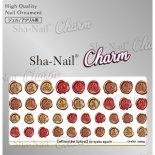 ネイルシール Charm SHA-NAIL チャーム 写ネイル CH-KY01 Sealing / シーリング