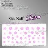 ネイルシール Charm SHA-NAIL チャーム 写ネイル CH-013spp Shining Sakura Softly / シャイニング サクラ ソフトリィ