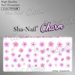 ネイルシール Charm SHA-NAIL チャーム 写ネイル CH-013rpp Shining Sakura Real / シャイニング サクラ リアル