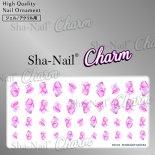 ネイルシール Charm SHA-NAIL チャーム 写ネイル CH-015 STARLIGHT SAKURA / スターライト サクラ