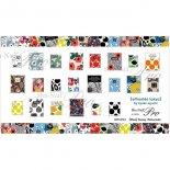 ネイルシール Sha-Nail Pro PLUS 写ネイルPro プラス KYO-P01 Stamp -Patterndic- / スタンプ -パターンディック-