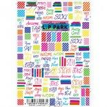 ネイルシール Sha-Nail Pro 写ネイルPro AYAKO-004 L.P PARK -color- / エル.ピー パーク -カラー-