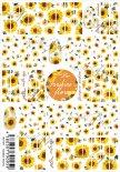 ネイルシール Sha-Nail Pro 写ネイルPro SUF-001 Sunshine Flowers / サンシャインフラワー