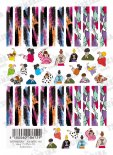 ネイルシール TSUMEKIRA ツメキラ NN-MEG-102 meg プロデュース2 fashionista