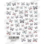 ネイルシール TSUMEKIRA es ツメキラ エス ES-BUT-301 蝶 スカシジャノメ Butterfly