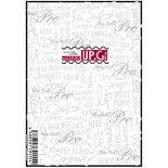 ネイルシール Sha-Nail Pro 写ネイルPro AYAKO-008 UP.G -White- / アップ.ジー -ホワイト-