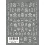 ネイルシール TSUMEKIRA ツメキラ NN-YUU-103 colors nail Yuu プロデュース2 embroidery lace2