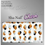 ネイルシール Charm SHA-NAIL チャーム 写ネイル CH-020g Pond Parts -Gold- / ポンドパーツ ゴールド
