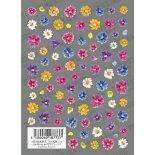 ネイルシール TSUMEKIRA ツメキラ NN-KJR-110 cranberry nail プロデュース3 Colorful flowers