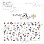 ネイルシール Sha-Nail Pro PLUS 写ネイルPro プラス TF-P01 tiny flora -dressy- / タイニーフローラ -ドレッシー-