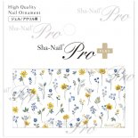 ネイルシール Sha-Nail Pro PLUS 写ネイルPro プラス TF-P02 tiny flora -girly- / タイニーフローラ -ガーリー-