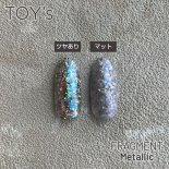 TOY's×INITY フラグメント メタリック 0.3g T-FMM3 ブルー