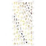 ネイルシール TSUMEKIRA ツメキラ SG-FLI-106 flicka nail arts プロデュース3 nordic garden gold (ジェル専用)