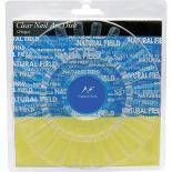 NFS ナチュラルフィールド 2825 カラーチャートディスク ネイルアートディスク クリア