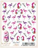ネイルシール Sha-Nail More 写ネイルモア MFG-001 Flamingo Vivid