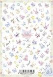 ネイルシール Sha-Nail Pro 写ネイルPro PSAM-001 Pastel Animal
