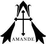 amande(アマンド)-心に秘めた深く厚い想いをクロス・ハート・メダイを通して