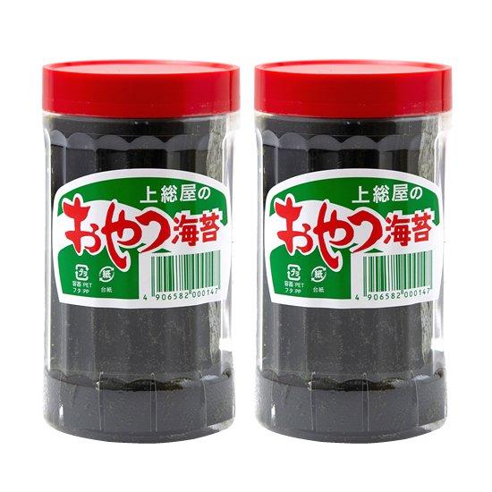 味付海苔 おやつのり(8切48枚入/2本)