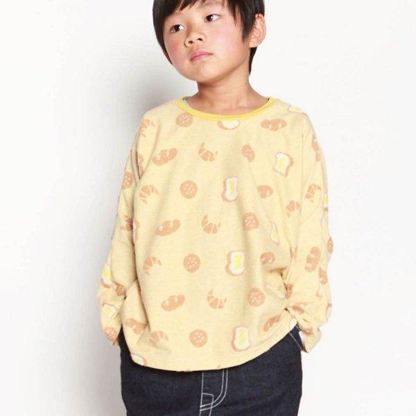 【MLP】 banzai ロングTシャツ (イエロー) 90-150cm