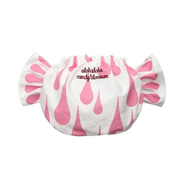 【Alohaloha】 キャンディブルマーJUICY DROP (ピンク)