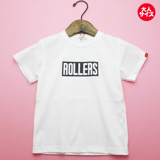 <img class='new_mark_img1' src='https://img.shop-pro.jp/img/new/icons20.gif' style='border:none;display:inline;margin:0px;padding:0px;width:auto;' />【rollers】ROLLERS BOXLOGO BOX TEEシャツ|ブラック|men's
