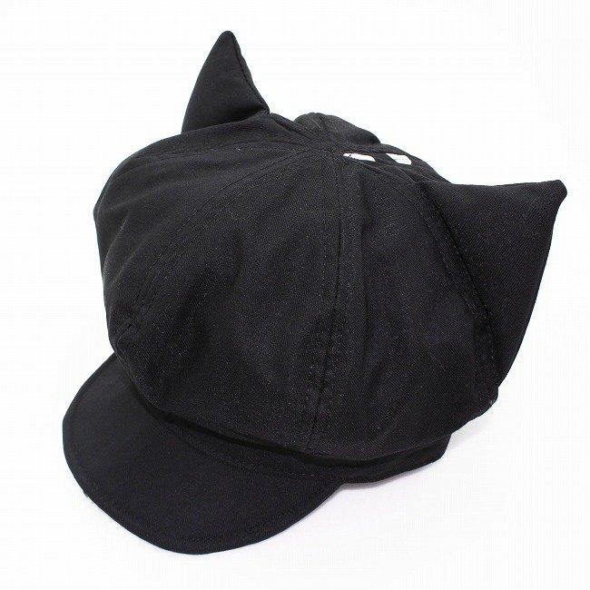 【MLP】ブラックキャスケット|ブラック