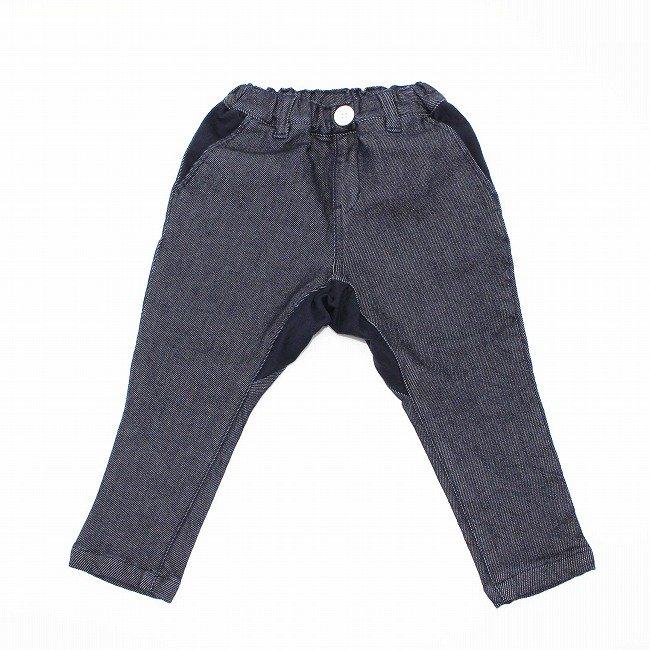 【6°vocale】 インディゴデニムパンツ|90-120cm