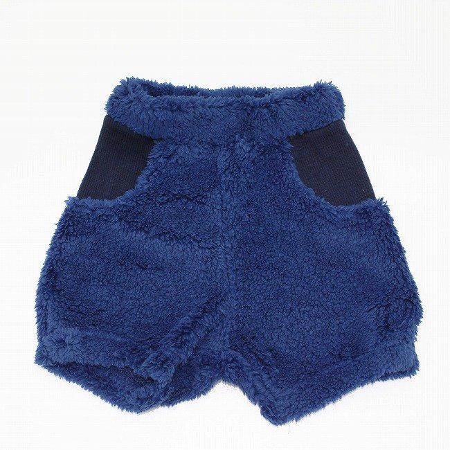 【VON】 ボアブルマー|ブルー|70-80cm
