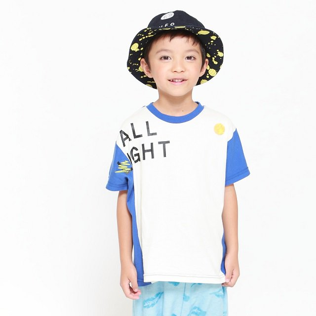 【MoL】ALL LIGHT-Tシャツ ブルー