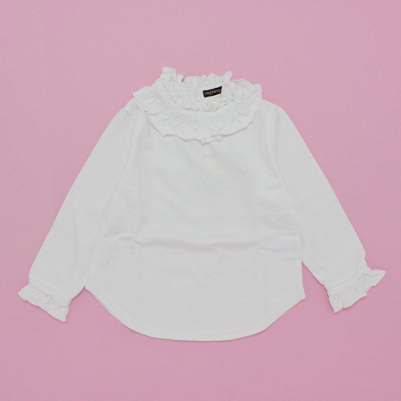 【highking】mary long sleeve|white|90-120cm