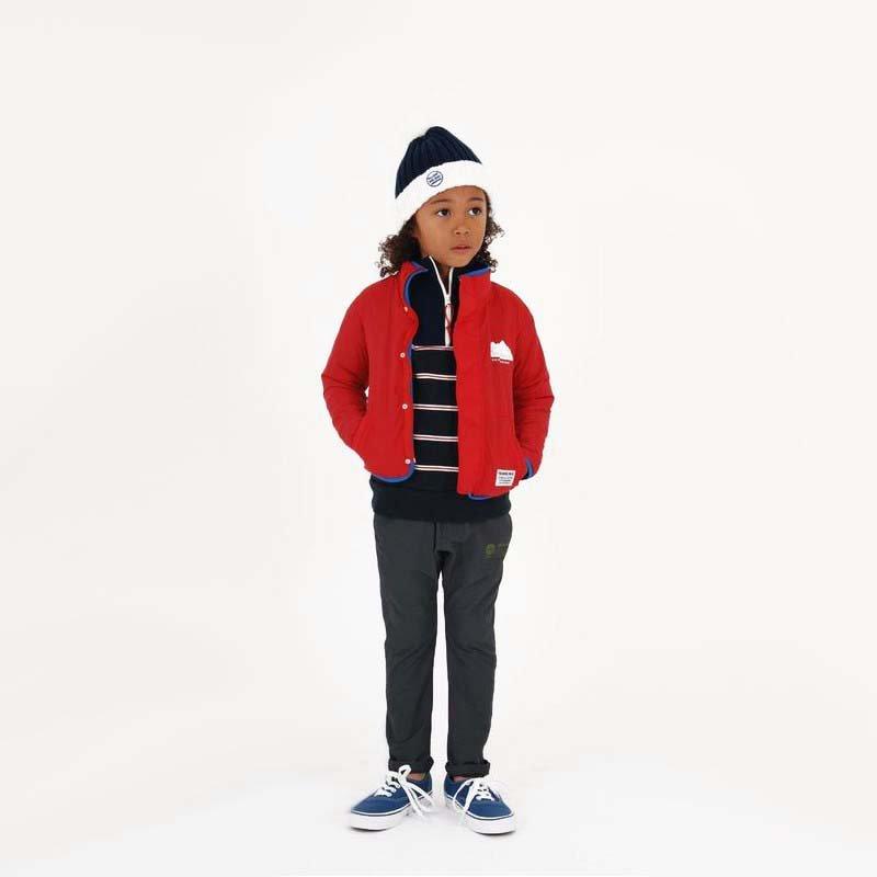 【highking】peak jacket|red