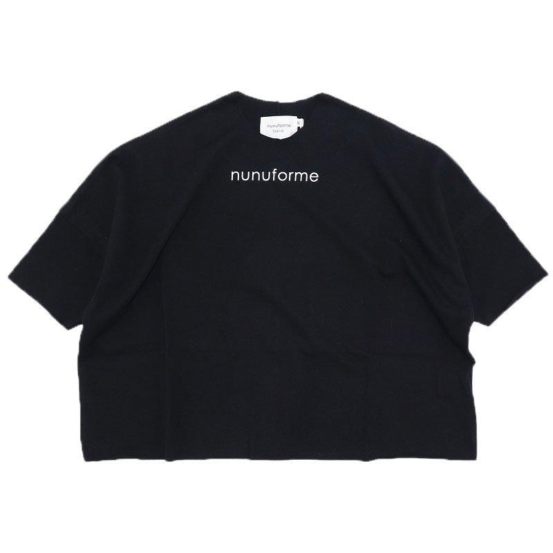 【nunuforme】nunuforme Tシャツ|ブラック|95-145cm