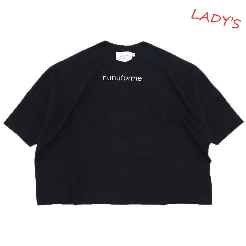 【nunuforme】nunuforme Tシャツ|ブラック|レディース