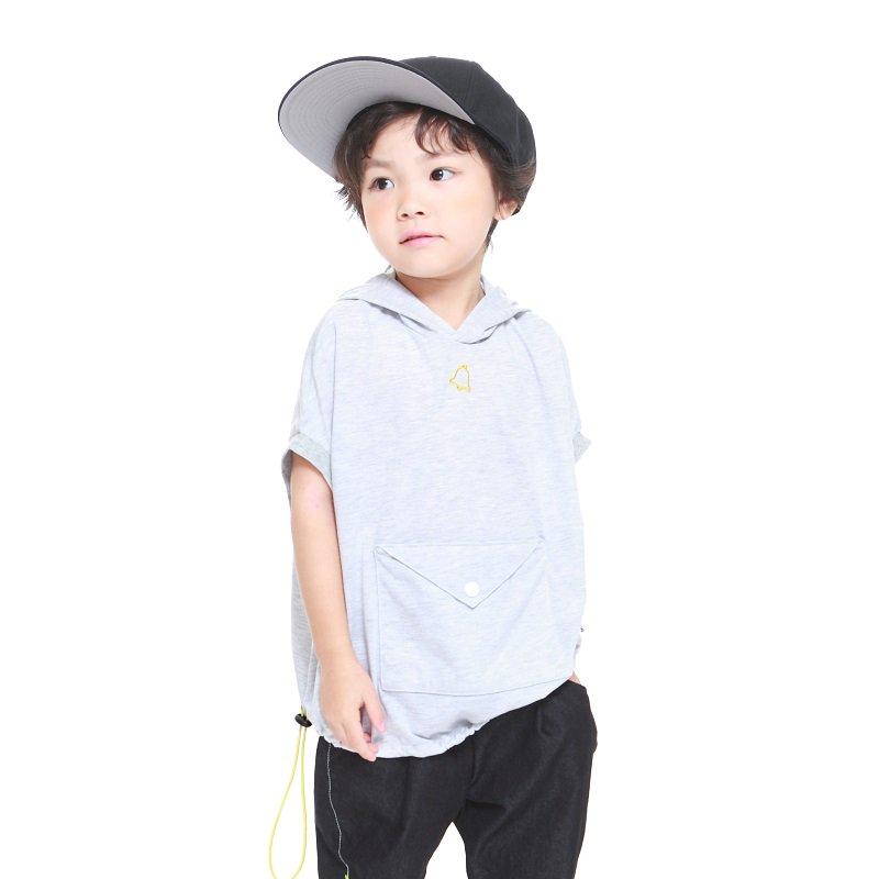 【MoL】シロクロヤギさんTシャツ|オフ|90-150cm