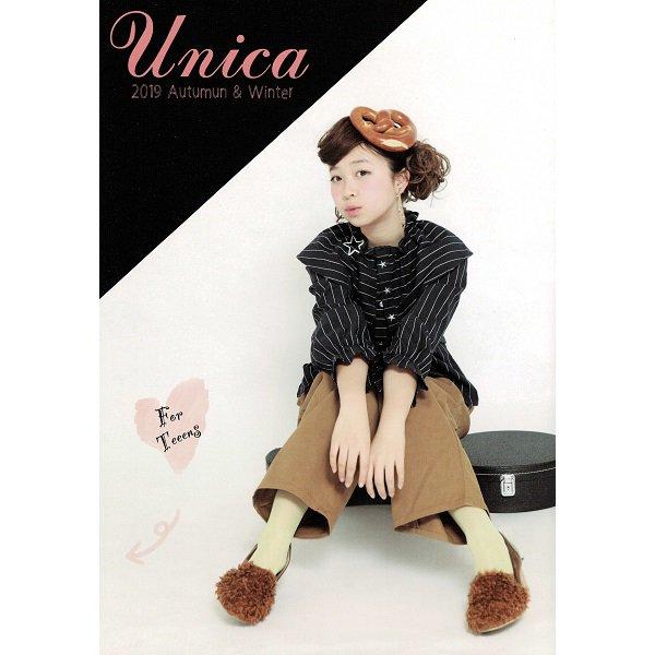 【UNICA】2019年秋冬物カタログ