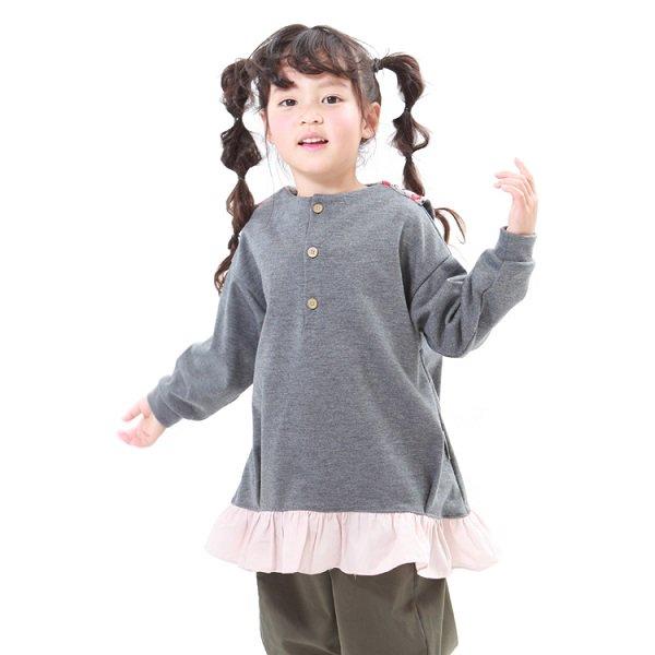 【MoL】blossom crown セーラートレーナー|Hチャコール