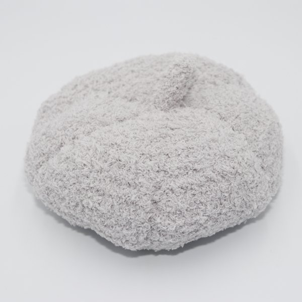 【shapox】ベレー帽|グレー