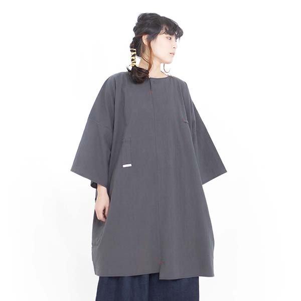 【MLP】ツールボックスシャツ|チャコール|90〜150cm、レディース