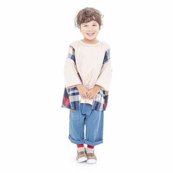 【MoL】wide-wing Tシャツ|オフ|90〜150cm